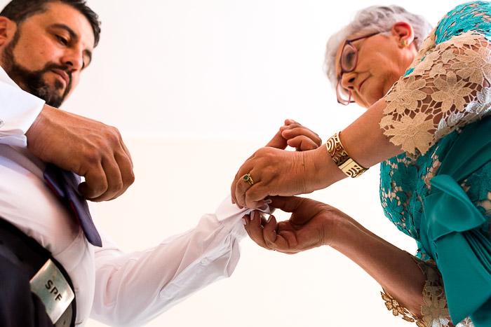 boda en monesterio