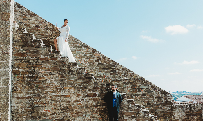 fotografa bodas en monesterio