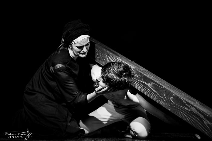 teatro en monesterio