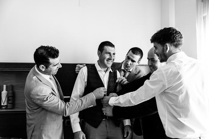 fotografa de boda en monesterio